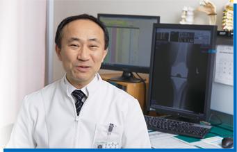 整形外科菊地 忠志先生画像