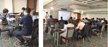 各種セミナーの開催イメージ