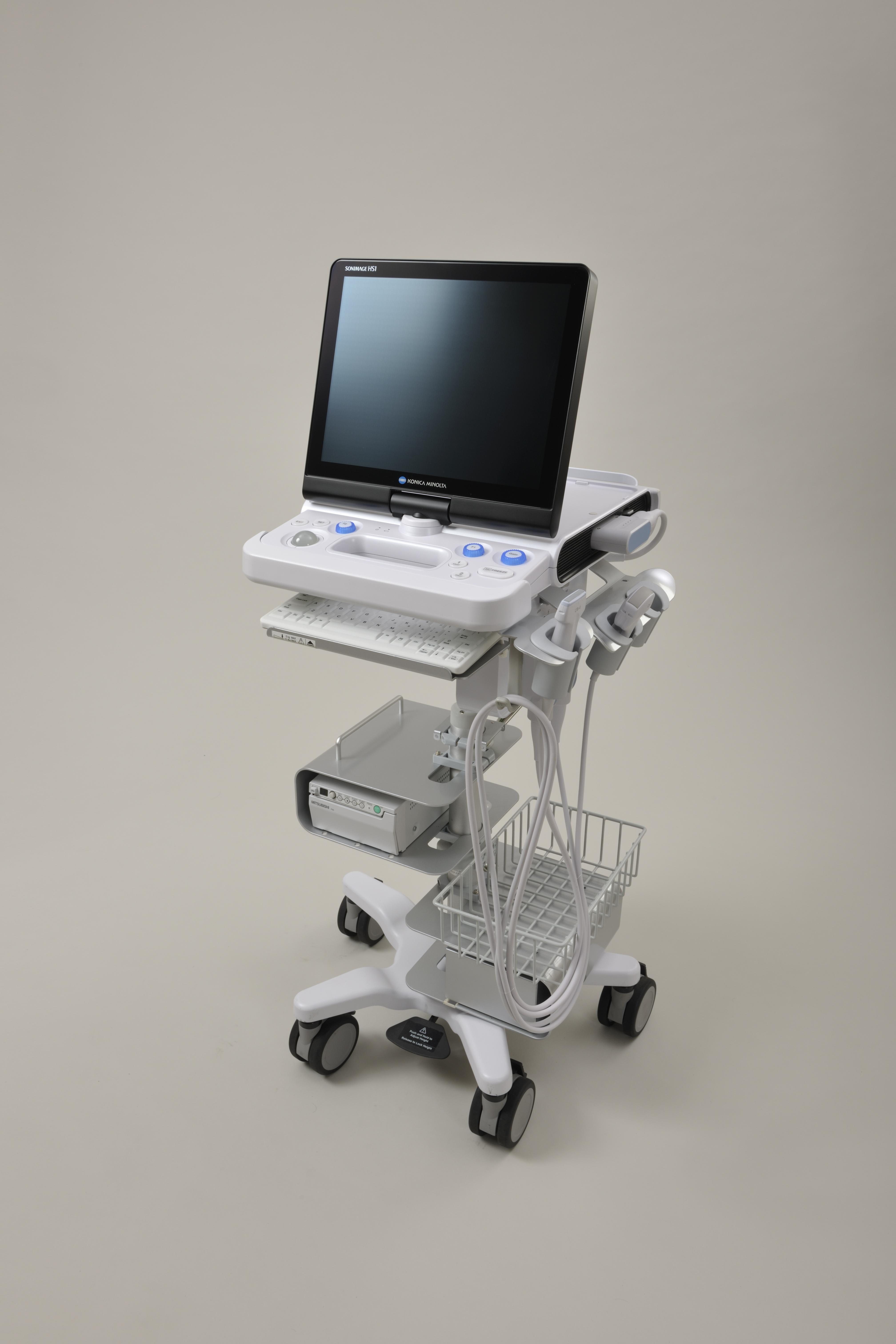超音波診断装置<br />SONIMAGE HS1 SNiBLE