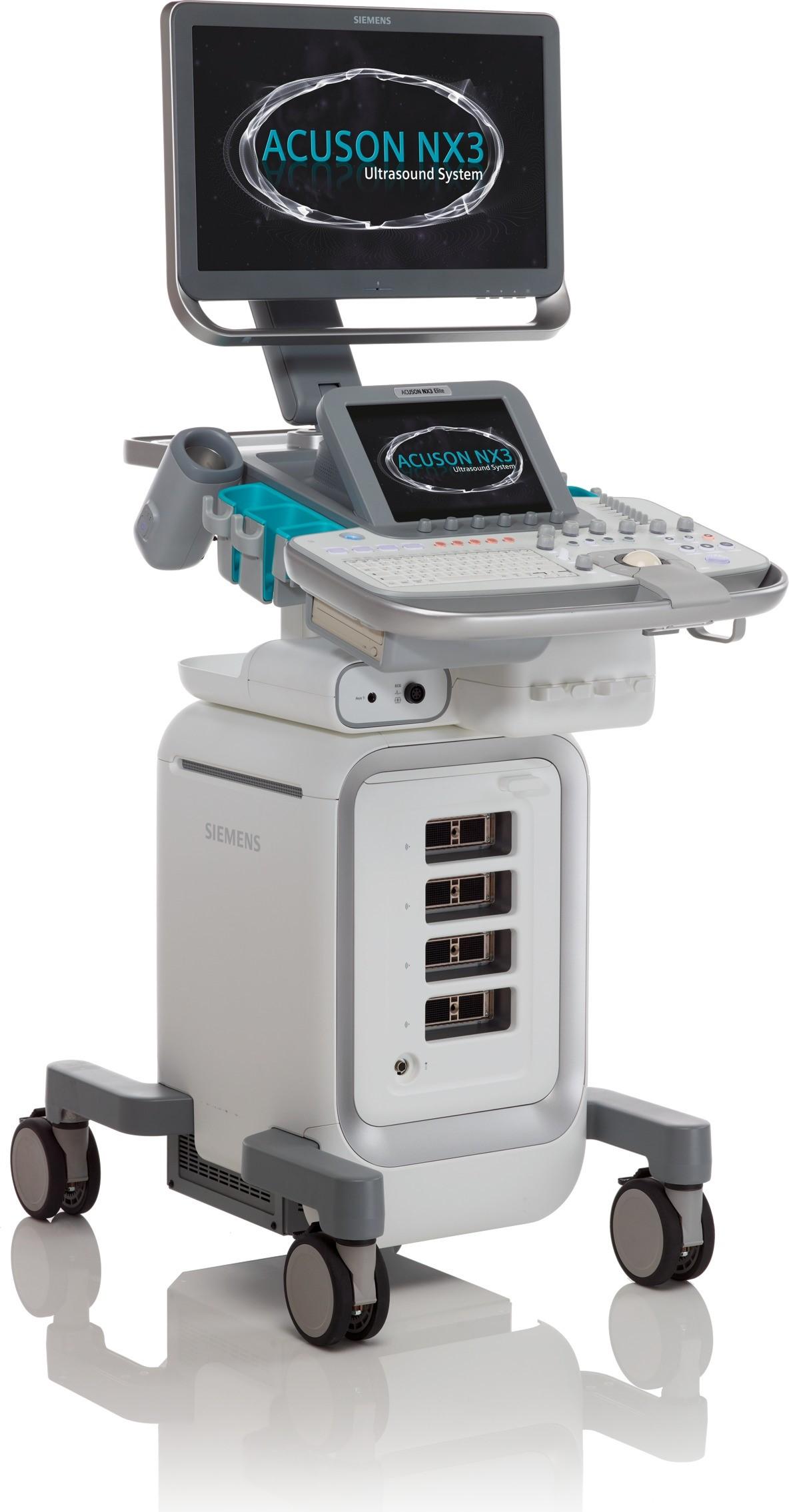超音波画像診断装置<br />ACUSON NX3