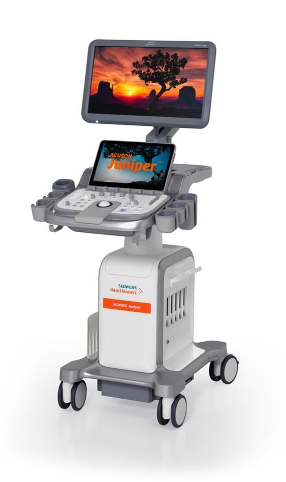 超音波画像診断装置<br />ACUSON Juniper