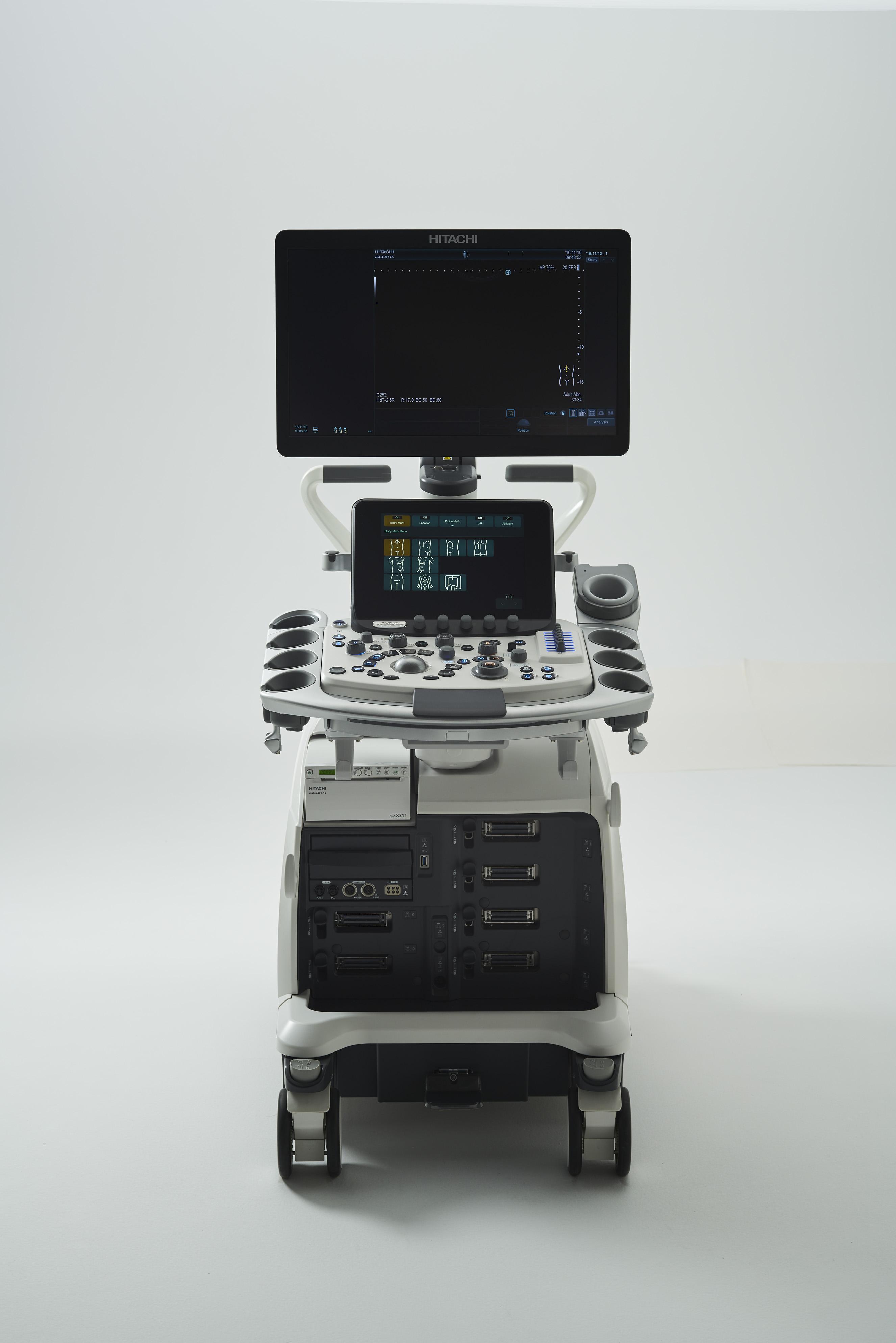 超音波診断装置 ARIETTA 850